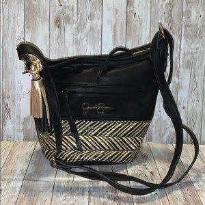 NWT Jessica Simpson Bucket Cross-body Bag Brandi